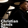 affiche Christian Sands Trio