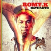 affiche  New release album- Have Faith_Romy.K
