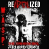 affiche W.A.S.P. - THE CRIMSON IDOL 25TH ANNIVERSARY