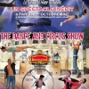 affiche THE DANCE AND CIRCUS SHOW
