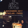 affiche THE WAR ON DRUGS + GUESTS