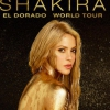 affiche SHAKIRA - EL DORADO WORLD TOUR