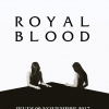 affiche ROYAL BLOOD