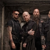 affiche FIVE FINGER DEATH PUNCH + IN FLAMES - Special Guest : OF MICE AND MEN