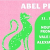 affiche Abel : Nouvelle Frontière + Alexia Gredy + Vale Poher