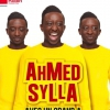 "affiche AHMED SYLLA - ""Avec un grand A"""
