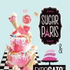 affiche SUGAR PARIS: SALON DU CAKE DESIGN - ET DE LA PATISSERIE