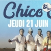 affiche Chico & the Gypsies - Fête de la Musique 2018