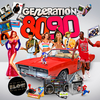 GENERATION 80-90 : La Boum 80s 90s ( INVITATIONS pour les FILLES )