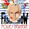 affiche Jean Paul Gaultier - Fashion Freak Show