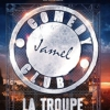 affiche LA TROUPE DU JAMEL COMEDY CLUB