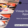 affiche Vintage Sneakers & Apparel