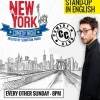 affiche NEW-YORK COMEDY NIGHT
