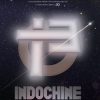 affiche INDOCHINE - 13 TOUR 2ème vague