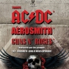 affiche LEGENDS OF ROCK - AC/DC - AEROSMITH - GUNS