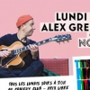 affiche THIS IS MONDAY - Alex Grenier Trio X  Nobi
