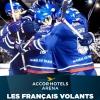 FRANCAIS VOLANTS / AMNEVILLE - HOCKEY SUR GLACE
