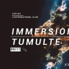 affiche IMMERSION : Tumulte