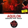 affiche AQUILON groupe de rock aux accents pop