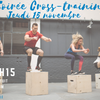 affiche Testez le Cross-Training gratuitement à Decathlon Aeroville