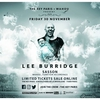 affiche The Key Paris X Wahou Present : Lee Burridge