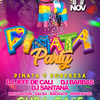 affiche Piñata Party