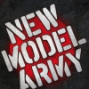 affiche NEW MODEL ARMY + GUEST