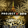 Reveillon 2019 PROJET X NEW YEAR THE BIG PARTY 2019 ( 40€ + 10 CONSOS ) flyer