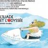 L'ILIADE ET L'ODYSSEE - ORCHESTRE NATIONAL D'ILE DE FRANCE