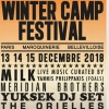 affiche WINTER CAMP FESTIVAL #6