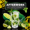 affiche Afterwork Mojito Party