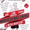 Marché de Noël Vintage