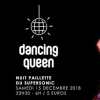 affiche Dancing Queen / Nuit Disco Paillette du Supersonic
