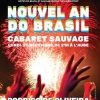 affiche NOUVEL AN DO BRASIL au Cabaret Sauvage !