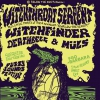 affiche Witchthroat Serpent (Release Party)+ Witchfinder + Deathbell + Müls