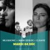 ELISAPIE +MILK & BONE +MARK BERUBE - FESTIVAL AURORES MONTREAL