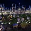 Marché de Noël de l'Hôtel de Ville de Paris
