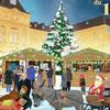 Le marché de Noël du 15ème