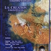 affiche LA CREATION (extraits) de Joseph Haydn