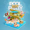 Reveillon 2019 AQUABOULEVARD POOL PARTY 2019 (2500 Clubbers : La + Grosse POOL PARTY au Monde avec 29°C) flyer