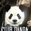 affiche Club Panda #DEC curated by Sonikem
