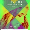 affiche Fusion // Marily