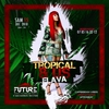 affiche Tropical & Us Flava !