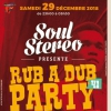 affiche RUB A DUB PARTY #41 - SOUL STEREO SOUND SYSTEM