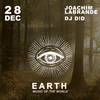 affiche EARTH (Music Of The World) w/ Joachim Labrande & DJ D!D