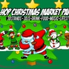 affiche Hip-Hop Market Christmas Party