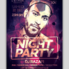 affiche Night Party/Dj Razafi&Guest