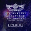 affiche New Year's Eve Mascarade
