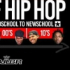 affiche History of Hip-hop avec Cut Killer