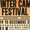 affiche Le Winter Camp Festival 2018